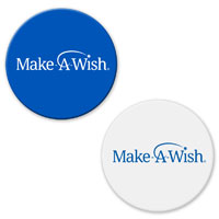 "3"" MAKE-A-WISH BUTTON"
