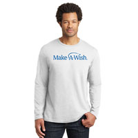 MEN'S PERFECT WEIGHT LONG SLEEVE TEE